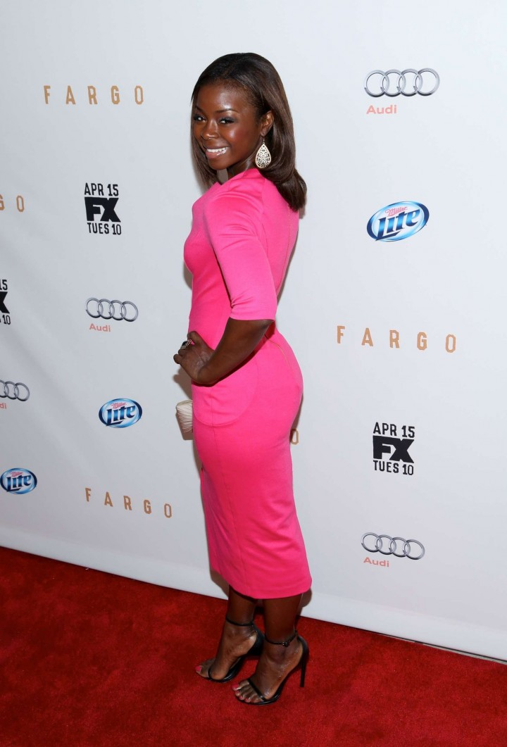 Erica Tazel : Fargo screening in NYC-03