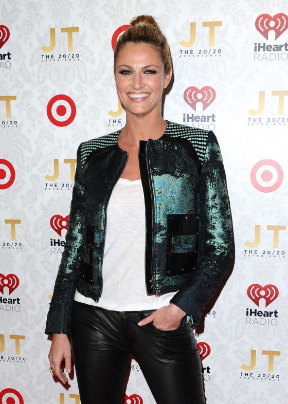 Erin Andrews at 2020 Experience Album Release Party -07