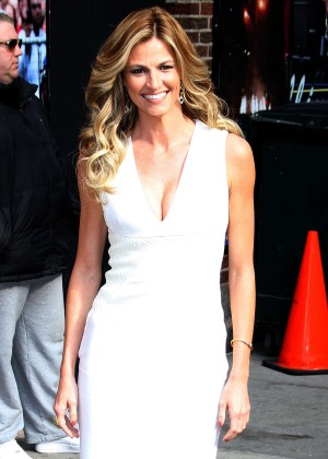 Erin Andrews: Late Show with David Letterman -08