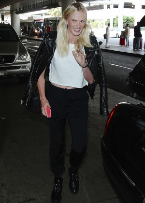 Erin Heatherton at LAX -11