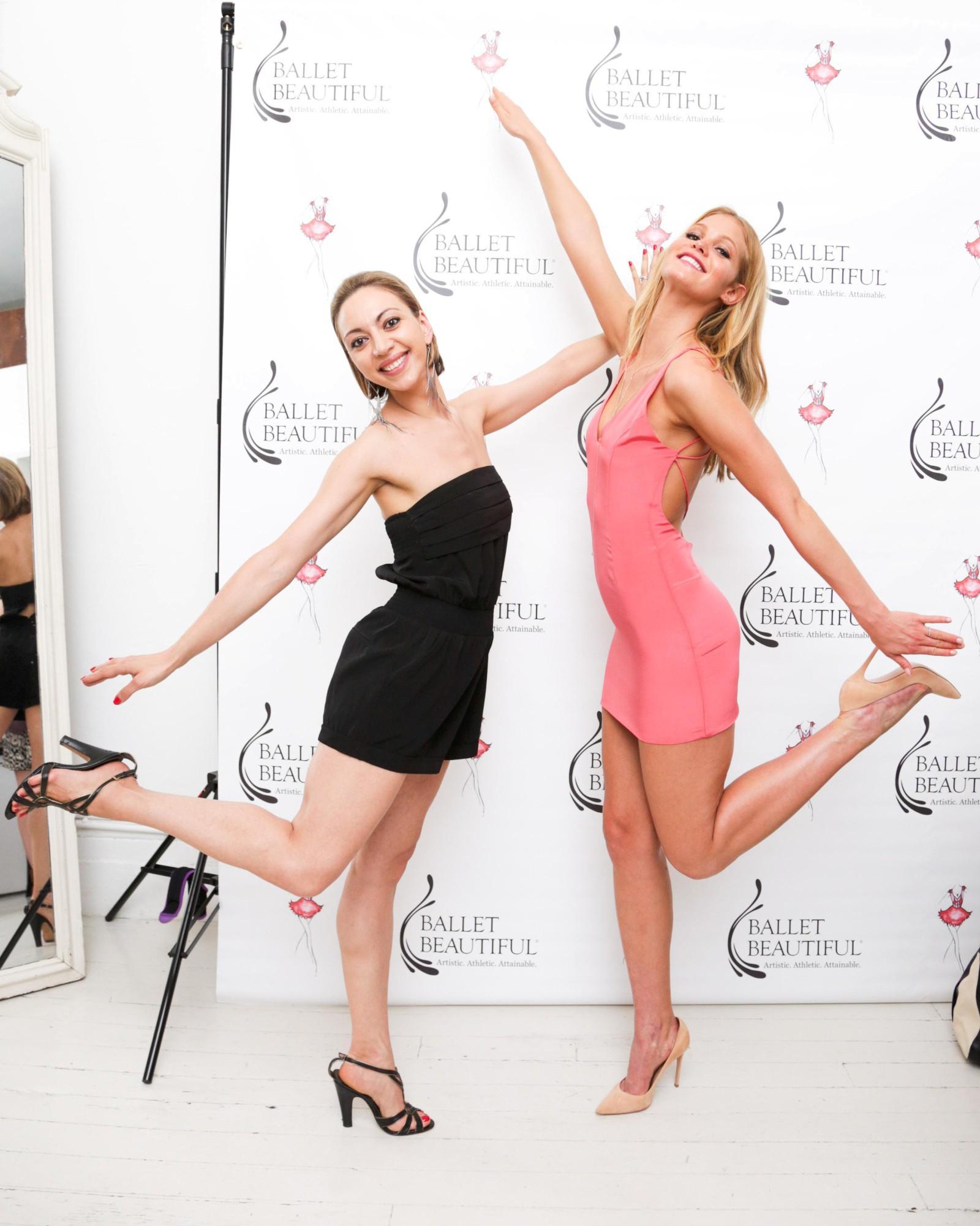 Ballet workout videos online chrome
