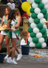 Erin Heatherton - HOT Car wash in cheerleader outfit-05