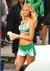 Erin Heatherton - HOT Car wash in cheerleader outfit-07