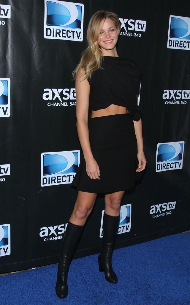 Erin Heatherton – DirecTV Super Saturday Night