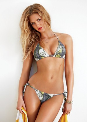 Erin Heatherton: Ocean Drive Swimsuit collection -03