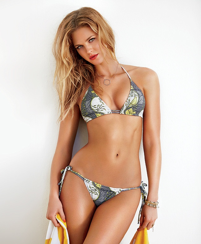 "Erin Heatherton ""Ocean Drive"" Swimsuit photoshoot"