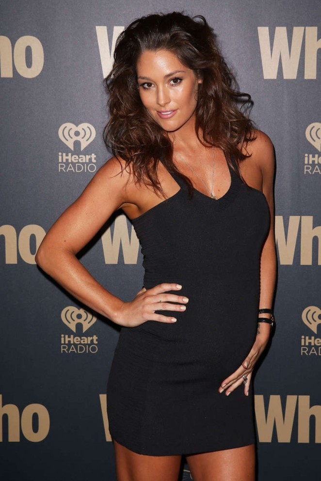 Erin McNaught - WHO's Sexiest People Party in Sydney