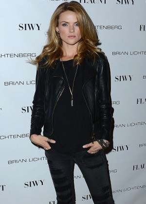 Erin Richards - Flaunt Magazine Distress Issue Launch Party in NY