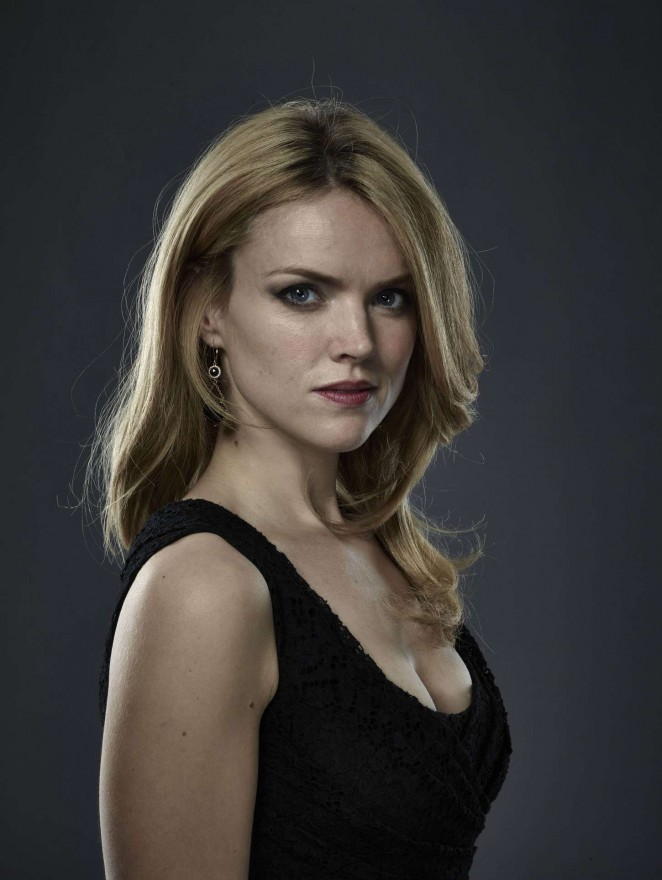 Erin Richards - 'Gotham' Season 1 Promoshoot 2014