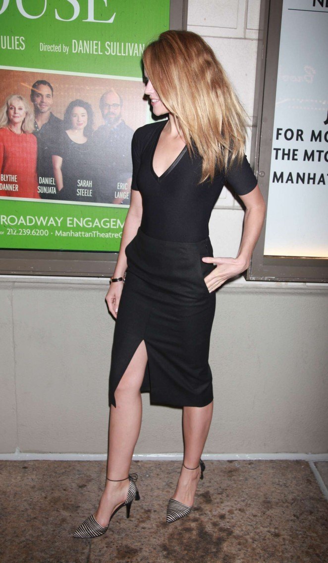 "Erin Richards - ""The Country House"" Opening Night in NYC"