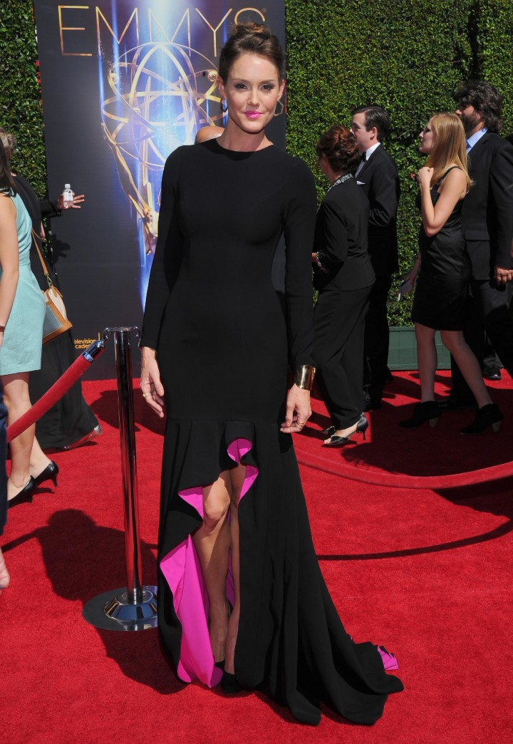 Erinn Hayes - Creative Arts Emmy Awards 2014