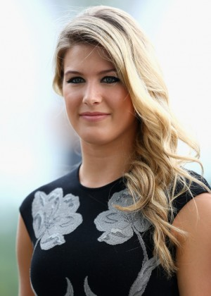Eugenie Bouchard - Draw Ceremony Prior to the BNP Paribas WTA Finals in Singapore