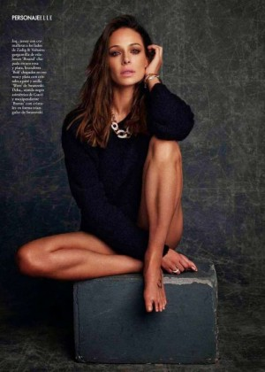 Eva Gonzalez - Elle Spain Magazine (December 2014)