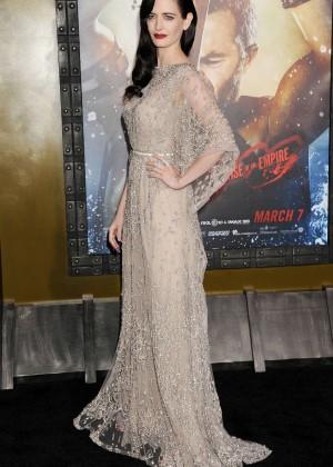 Eva Green: 300 Rise of an Empire LA Premiere -12