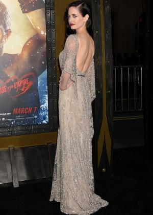 Eva Green: 300 Rise of an Empire LA Premiere -13