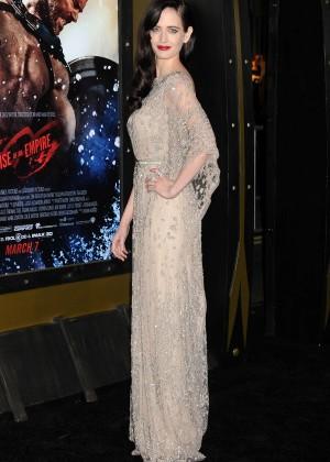 Eva Green: 300 Rise of an Empire LA Premiere -15