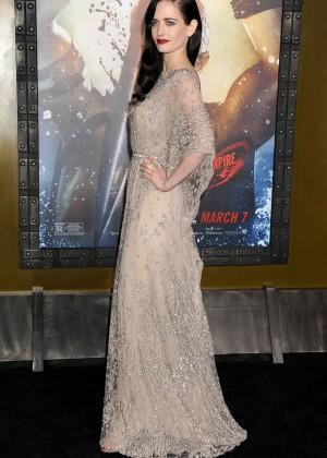 Eva Green: 300 Rise of an Empire LA Premiere -16