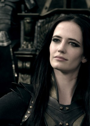 Eva Green - 300 Rise of an Empire promo pics -02