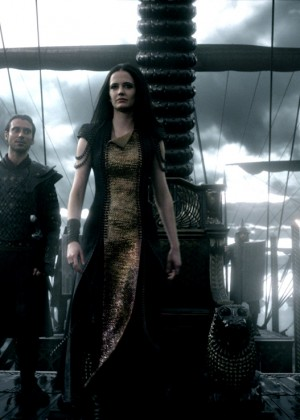 Eva Green - 300 Rise of an Empire promo pics -04