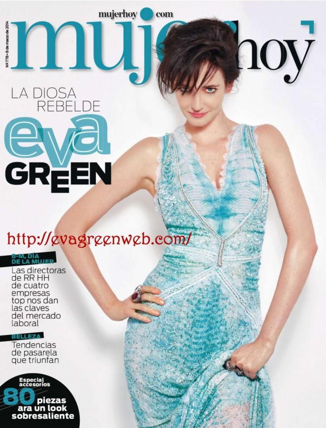 Eva Green - Mujer Hoy Spain Magazine (March 2014)