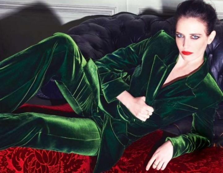 Eva Green - Porter Magazine (Fall 2014)