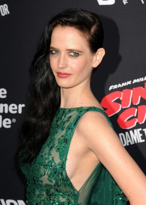 "Eva Green - Premiere ""Sin City A Dame To Kill For"" in LA"