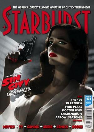 Eva Green - Starburst Magazine (September 2014)