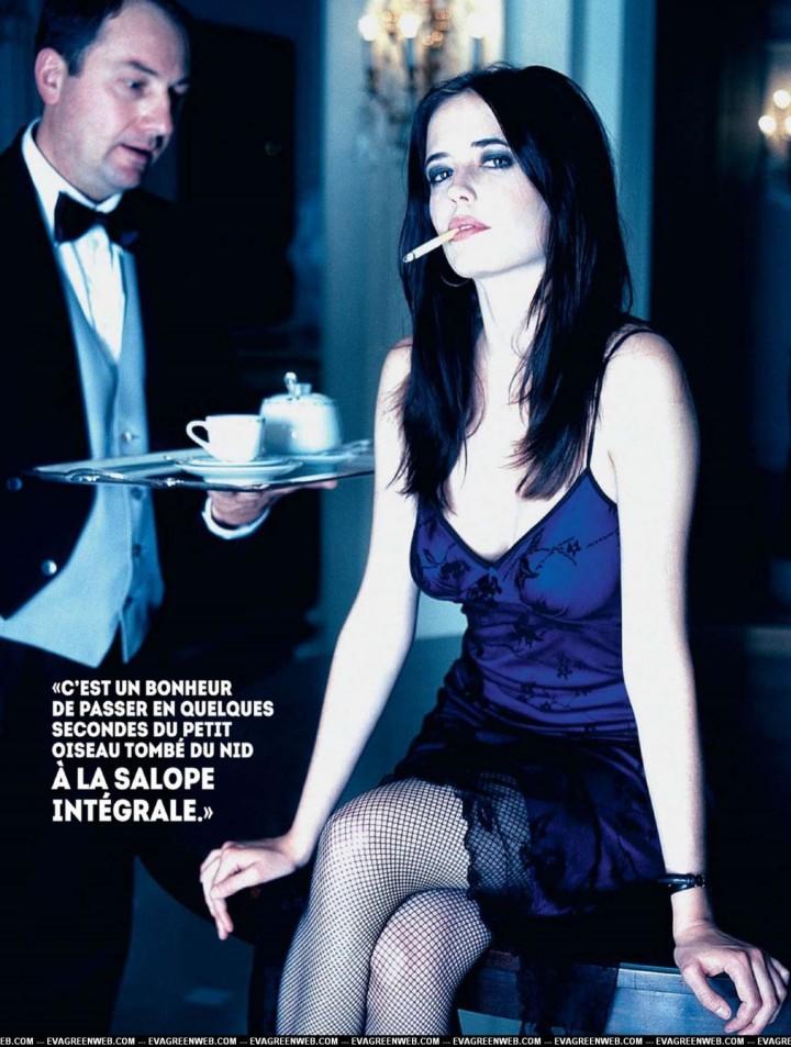 Eva Green - Studio Cine Live Magazine (September 2014)