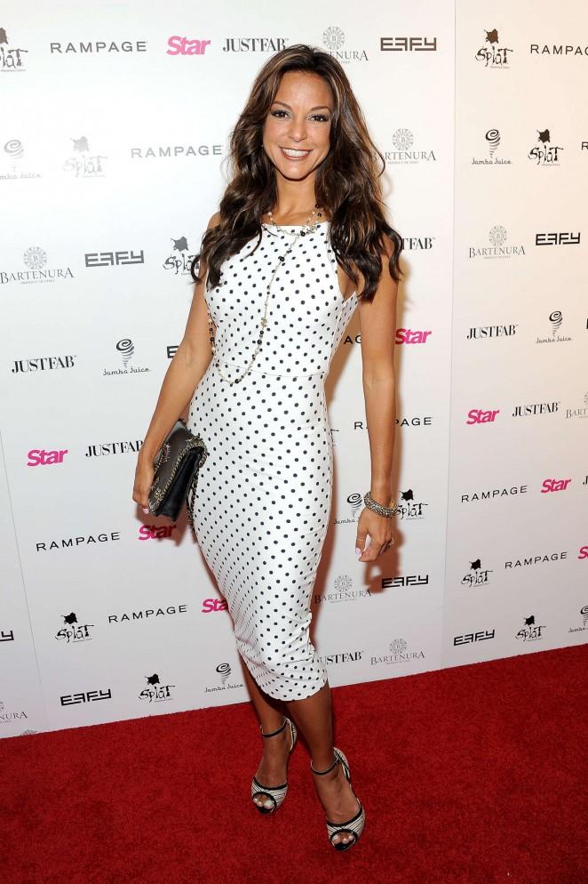 Eva LaRue - Star Magazine Scene Stealers Event in LA