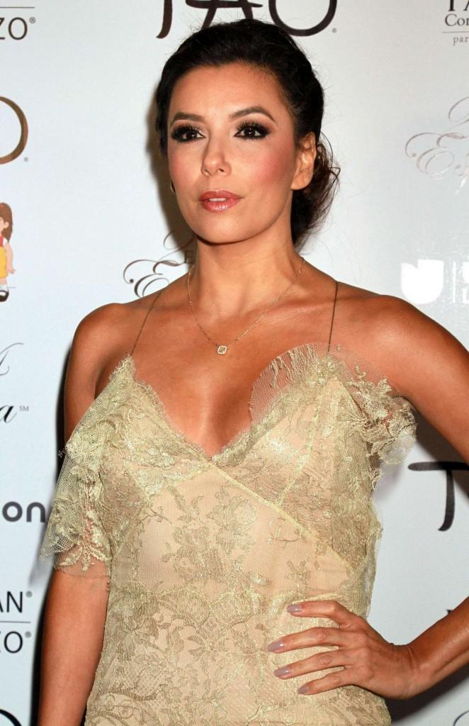 Eva Longoria – 14th annual El Sueno De Esperanza Celebration in Las Vegas