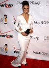 Eva Longoria - Hot In Tight White Dress at 2012 Padres Contra El Cancer Gala-05