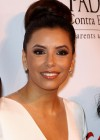 Eva Longoria - Hot In Tight White Dress at 2012 Padres Contra El Cancer Gala-06