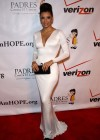 Eva Longoria - Hot In Tight White Dress at 2012 Padres Contra El Cancer Gala-07
