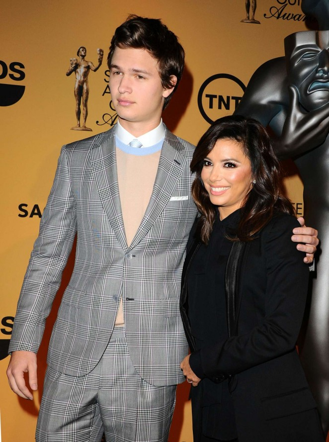 Eva Longoria: 2014 Screen Actors Guild Award Nominations -14