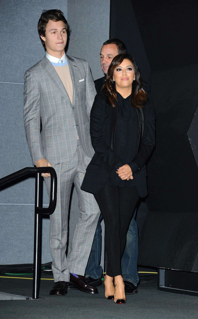 Eva Longoria: 2014 Screen Actors Guild Award Nominations -20