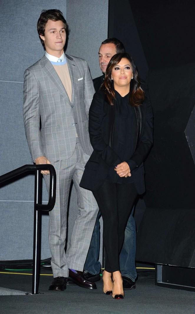 Eva Longoria: 2014 Screen Actors Guild Award Nominations -20