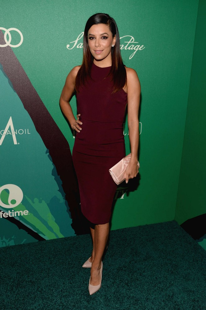 Eva Longoria - 2014 Variety Power of Women in LA