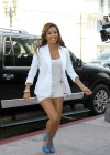 Eva Longoria Show Her Long Sexy Legs At Beso Restaurant in Hollywood-02