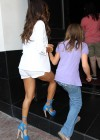 Eva Longoria Show Her Long Sexy Legs At Beso Restaurant in Hollywood-03