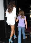 Eva Longoria Show Her Long Sexy Legs At Beso Restaurant in Hollywood-05