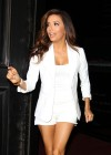 Eva Longoria Show Her Long Sexy Legs At Beso Restaurant in Hollywood-08