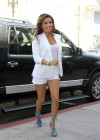 Eva Longoria Show Her Long Sexy Legs At Beso Restaurant in Hollywood-10