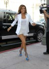 Eva Longoria Show Her Long Sexy Legs At Beso Restaurant in Hollywood-17