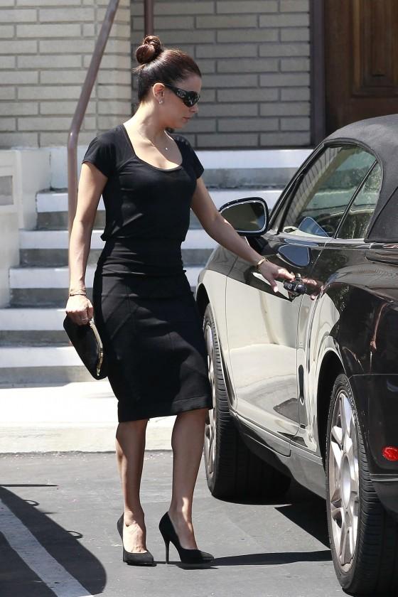 Eva Longoria at La Mirada in Los Angeles -06