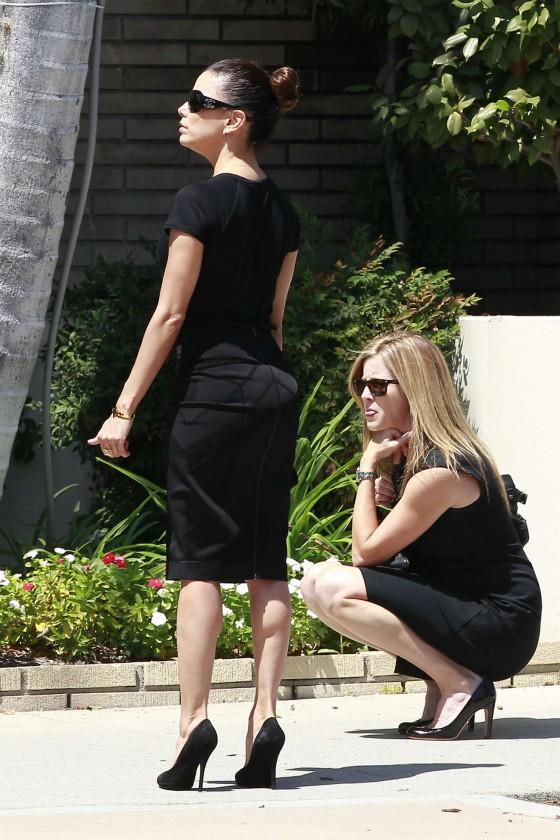 Eva Longoria at La Mirada in Los Angeles -08