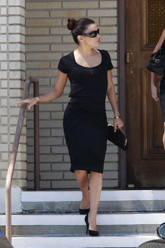 Eva Longoria at La Mirada in Los Angeles -12