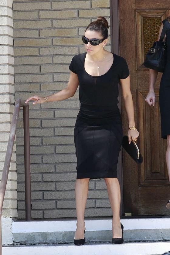 Eva Longoria at La Mirada in Los Angeles -16