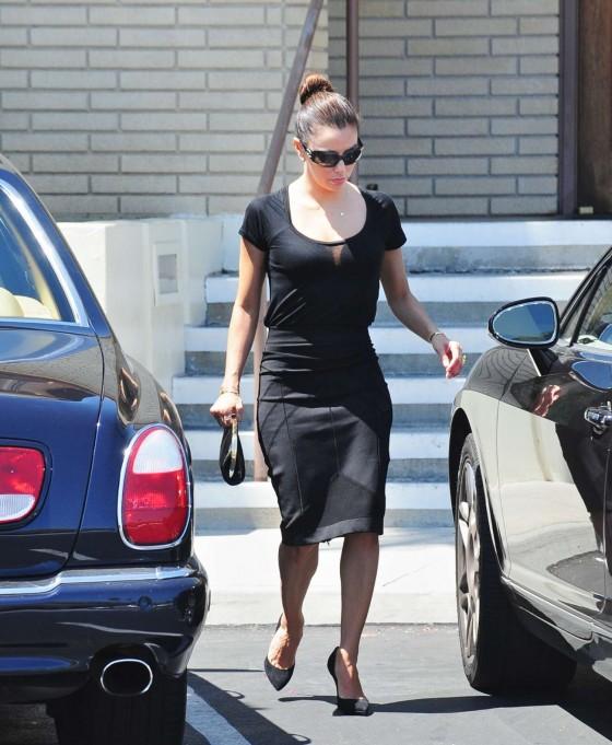 Eva Longoria at La Mirada in Los Angeles -24