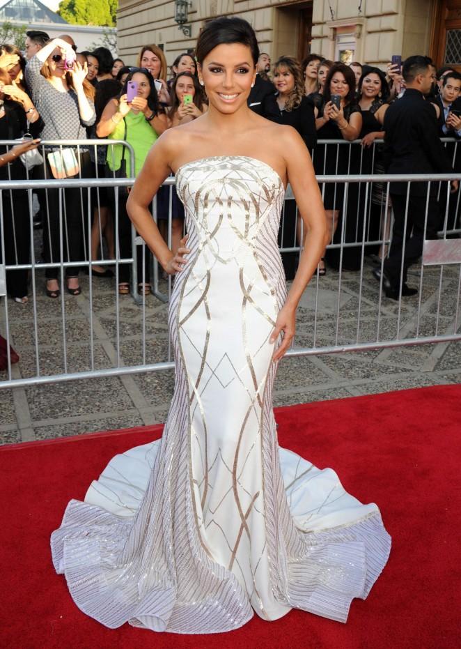 Eva Longoria at NCLR ALMA Awards 2014