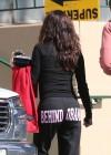 Eva Longoria - Behind Obama on her butt
